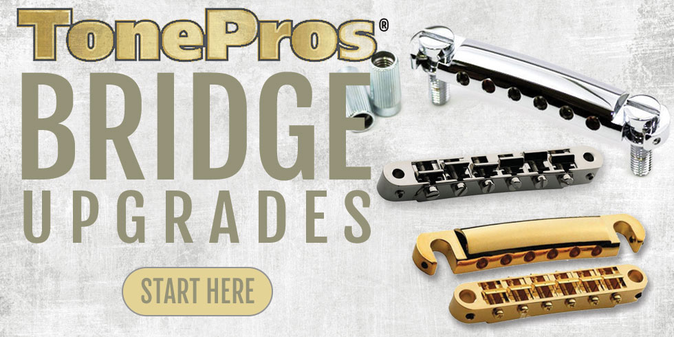 Tone Pros Guitar Bridge