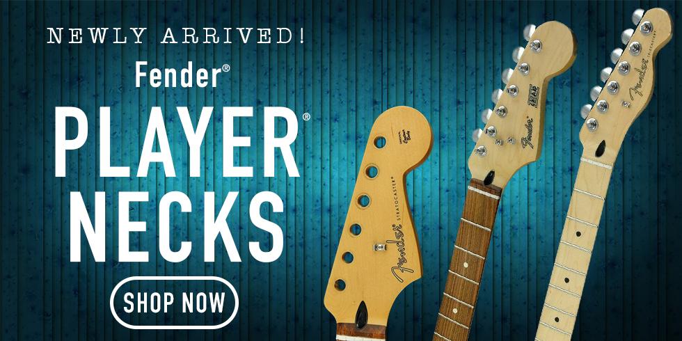 FENDER PLAYER GUITAR NECK