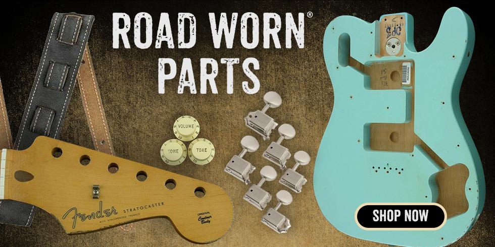 Fender Road Worn Guitar Parts