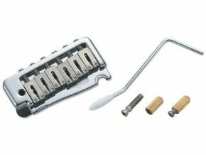 *NEW Wilkinson 2 Point TREMOLO for Fender Stratocaster Steel + Chrome WVP-SB-CR