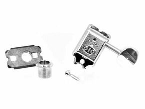 NEW Gotoh SDS510 6InLine TUNERS with C.A.R.D. 16:1 Ratio Nickel TK-7780-001