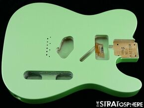 NEW Fender American Special Telecaser Tele REPLACEMENT BODY SurfPearl 0079376649