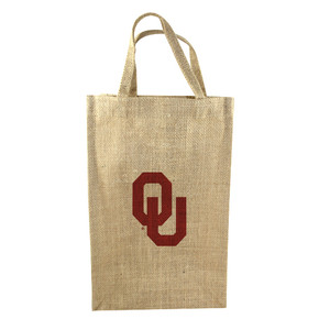 Oklahoma 2-Bottle Tote