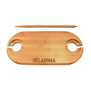 Oklahoma Bamboo Picnic Table