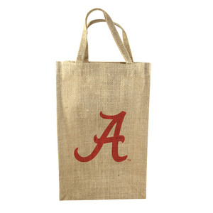 Alabama 2-Bottle Tote