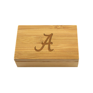 Alabama Bamboo Corkscrew Set