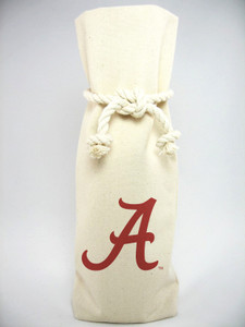 Alabama Canvas Bottle Tote