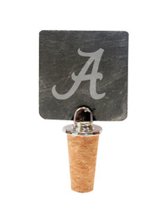 Alabama Slate Bottle Stopper