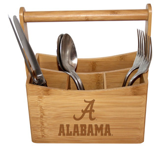 Alabama Bamboo Caddy