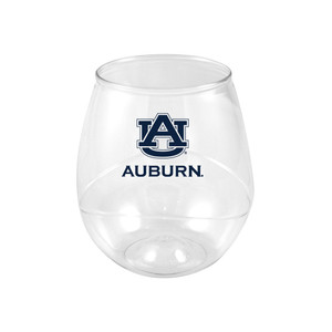Auburn 16oz Plastic Beverage (set of 4)