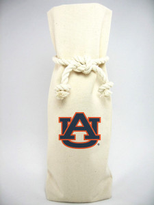 Auburn Canvas Bottle Tote