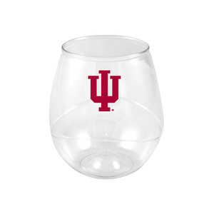Indiana 16oz Plastic Beverage (set of 4)