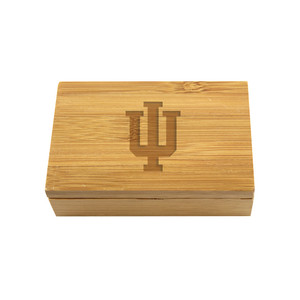 Indiana Bamboo Corkscrew Set
