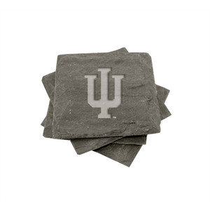 Indiana Slate Coasters (set of 4)