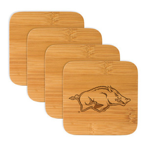 Arkansas Bamboo Coasters