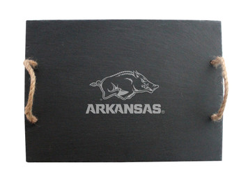 Arkansas Slate Server w/ Rope Handles