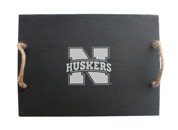 Nebraska Slate Server w/ Rope Handles