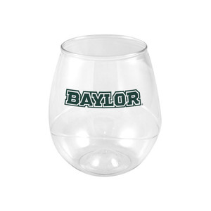 Baylor 16oz Plastic Beverage (set of 4)