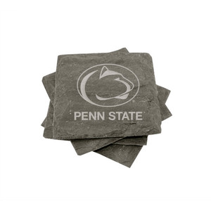Penn State Slate Coasters (set of 4)