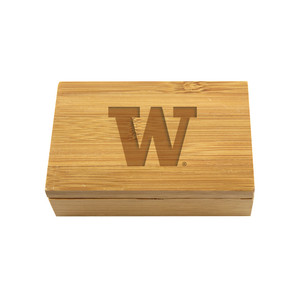 Washington Bamboo Corkscrew Set
