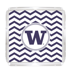 Washington Lucite Tray 12x12