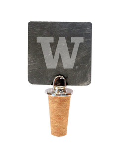 Washington Slate Bottle Stopper