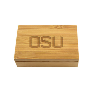 Oregon State Bamboo Corkscrew Set