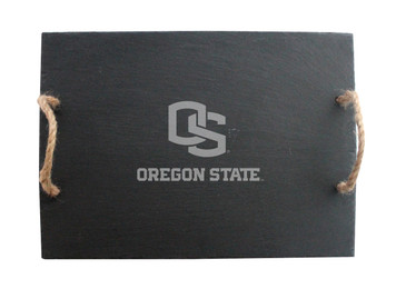 Oregon State Slate Server w/ Rope Handles