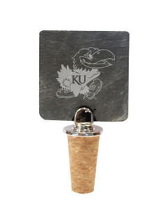 Kansas Slate Bottle Stopper