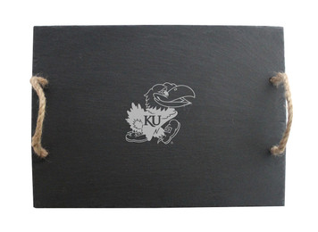 Kansas Slate Server w/ Rope Handles