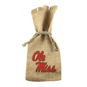 Mississippi 1-Bottle Tote