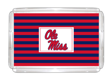 Mississippi Lucite Tray 11x17