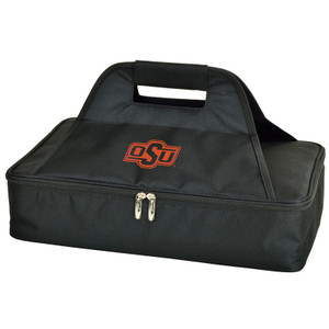 Oklahoma State Hot and Cold Food Carrier