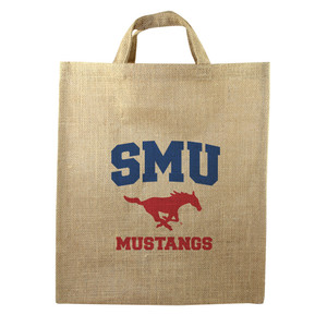 Southern Methodist Market Tote