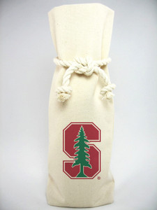 Stanford Canvas Bottle Tote