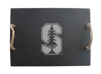 Stanford Slate Server w/ Rope Handles