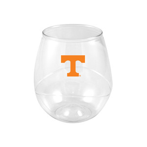 Tennessee 16oz Plastic Beverage (set of 4)
