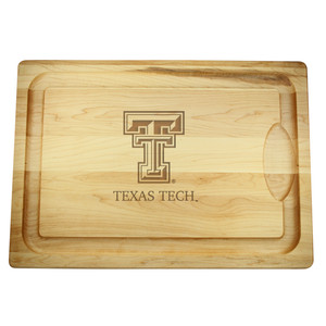Texas Tech Artisan Farmhouse Carver