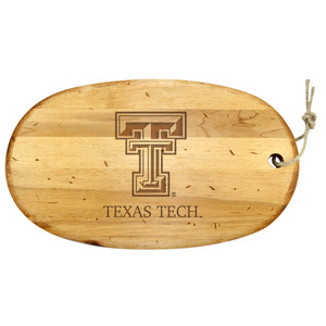Texas Tech Artisan Oval