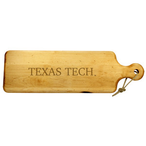 Texas Tech Artisan Plank