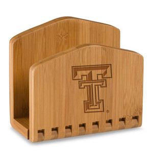 Texas Tech Napkin Holder