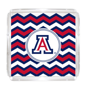 Arizona Lucite Tray 12x12