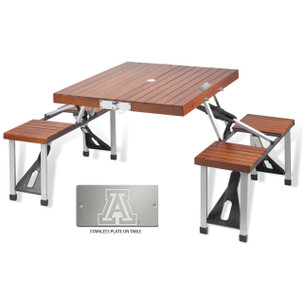 Arizona Folding Picnic Table for 4