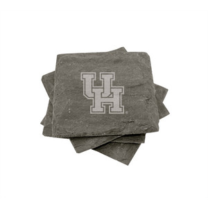 Houston Slate Coasters (set of 4)