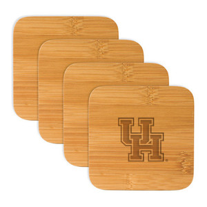 Houston Bamboo Coasters