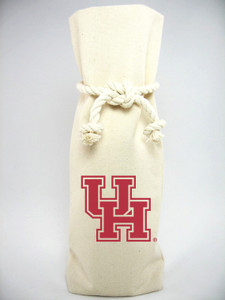 Houston Canvas Bottle Tote