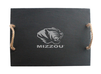 Missouri Slate Server w/ Rope Handles