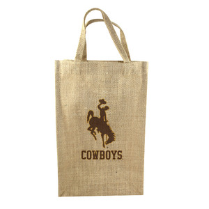 Wyoming 2-Bottle Tote