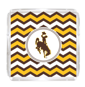 Wyoming Lucite Tray 12x12