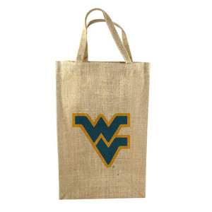 West Virginia 2-Bottle Tote